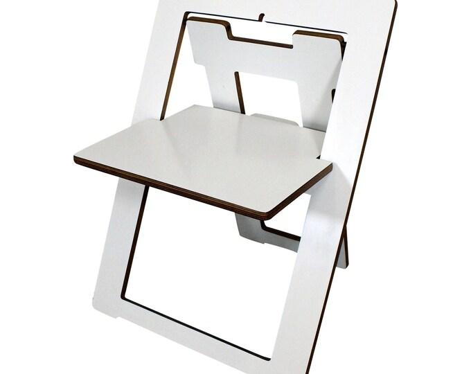 Mid-Century Chair Leo Salom Style Pendulum Folding