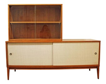 Paul McCobb Credenza/Media Console by Planner Group 2-Piece