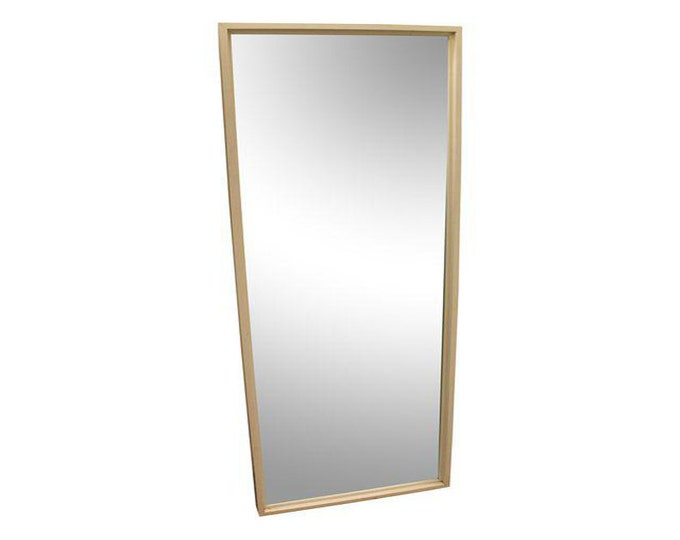 Mid-Century Modern Mirror Paul McCobb Planner Group White Wall Mirror