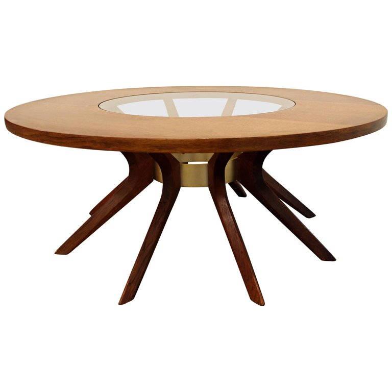 Fine Mid Century Modern Broyhill Brasilia Danish Modern Round Uwap Interior Chair Design Uwaporg