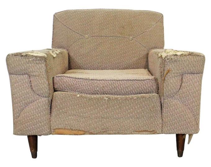 Vintage Mid-Century Modern Lounge Chair / Club Chair by KROEHLER