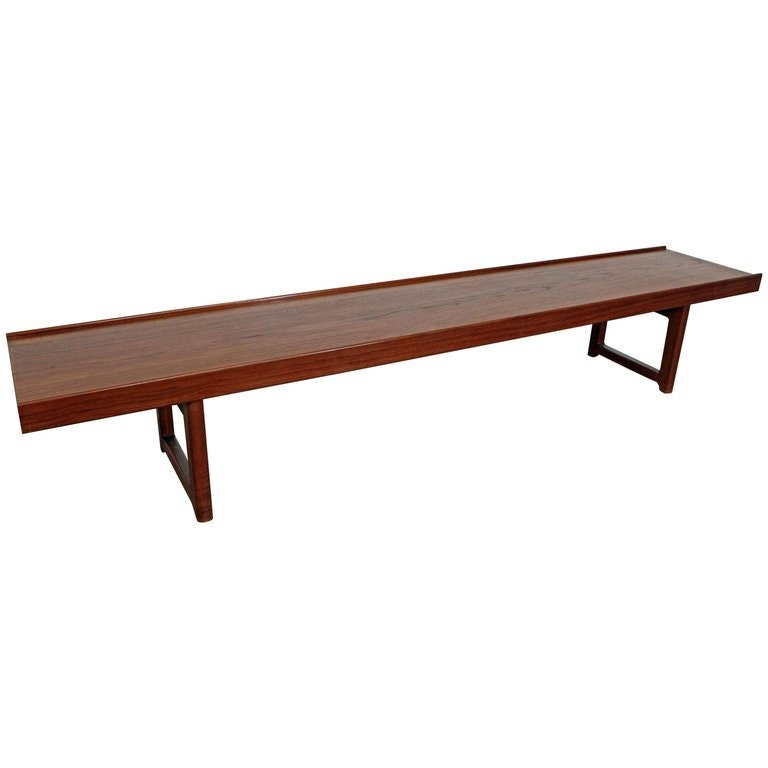 Mid-Century Coffee Table Danish Modern By Torbjørn Afdal