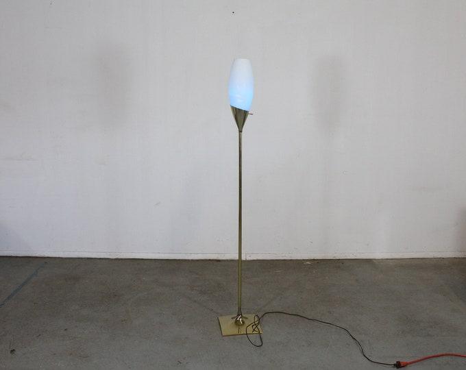 Mid Century Modern Gerald Thurston Tulip Lamp
