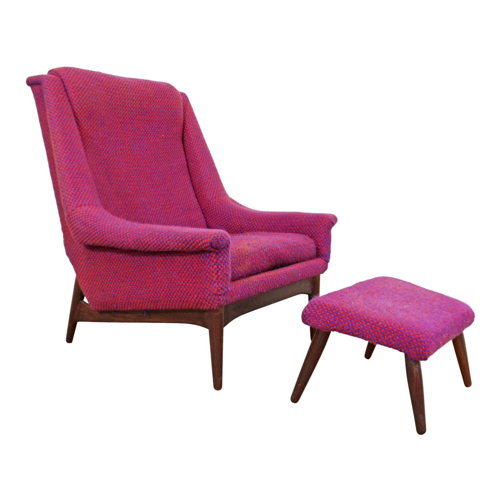 Fabulous Mid Century Danish Modern Ohlsson Style Bramin Teak Easy Pabps2019 Chair Design Images Pabps2019Com