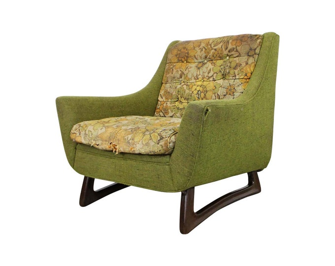 Adrian Pearsall Style Lounge Chair Arm Chair Sculpted Mid-century Modern