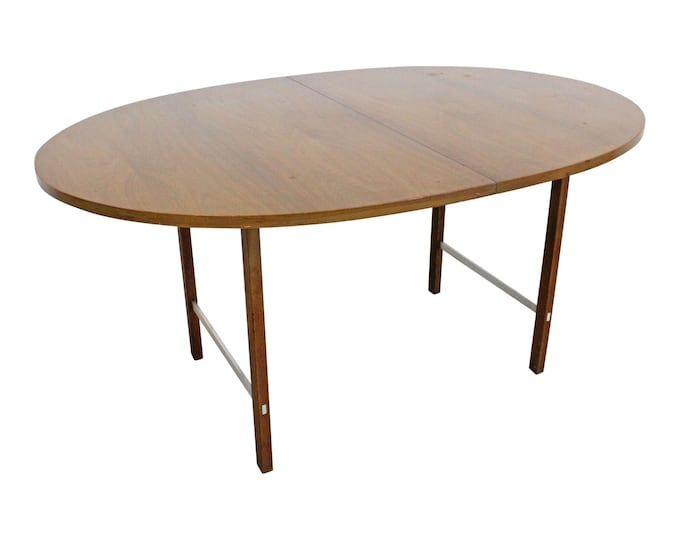 Mid-Century Modern Paul McCobb Irwin Collection for Calvin Vintage Walnut Dining Table