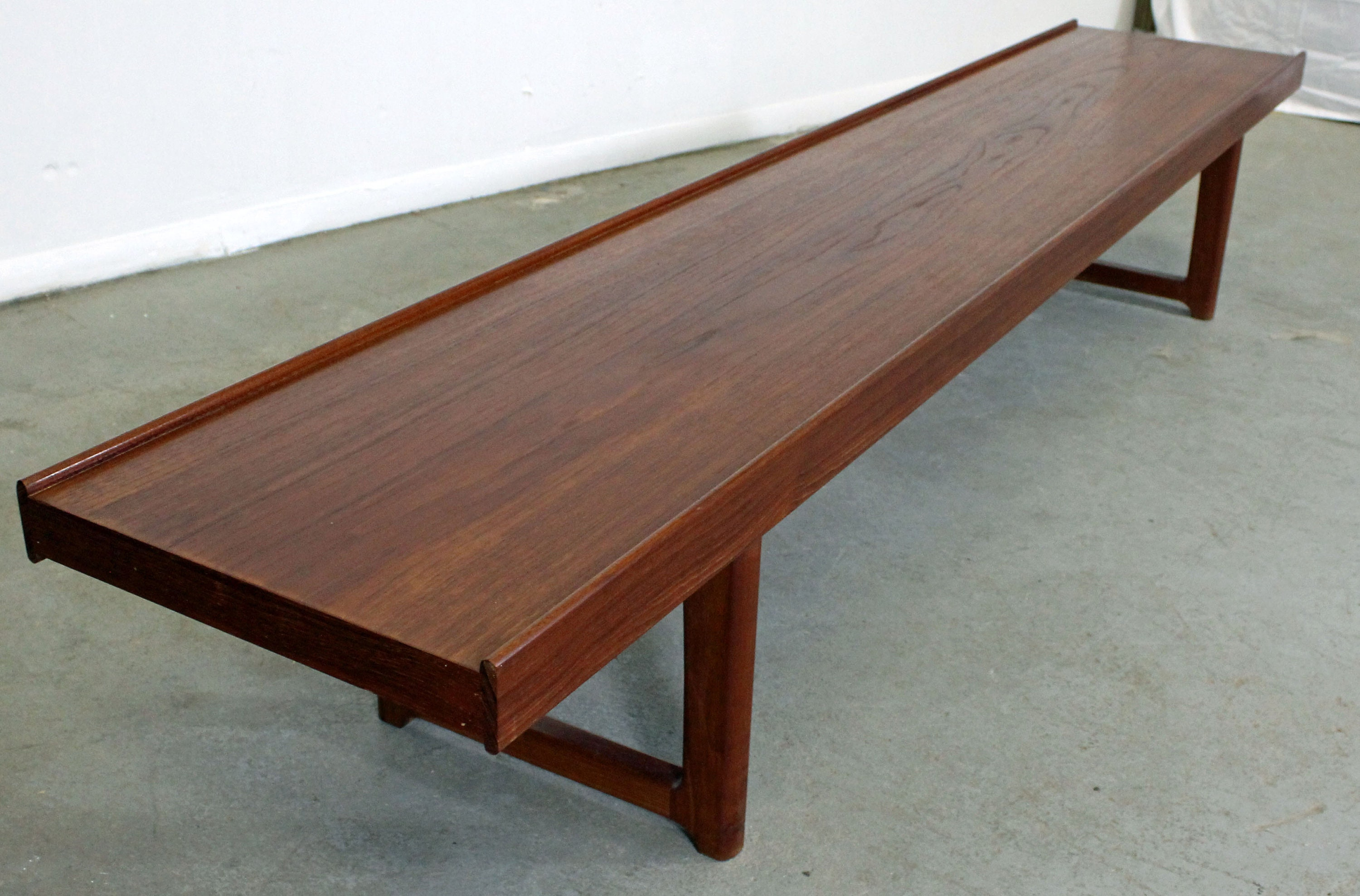 Mid Century Coffee Table Danish Modern By Torbjorn Afdal