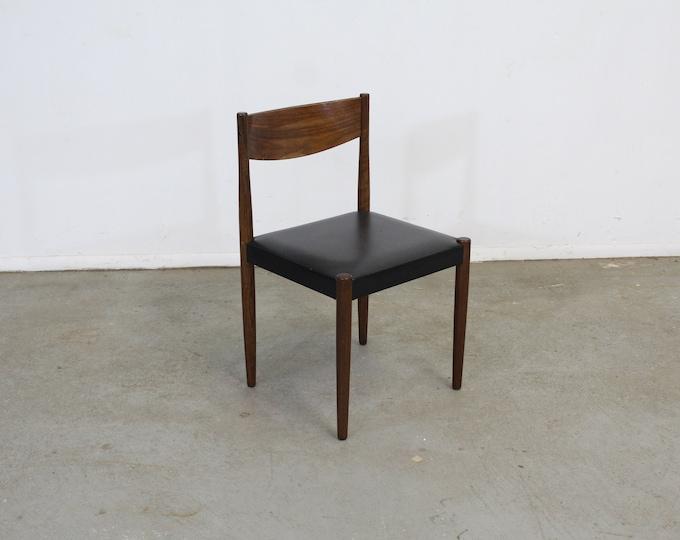 Single Danish Modern Poul Volther for Frem Røjle Teak Dining Chair