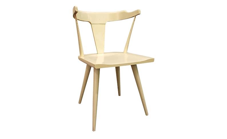 Mid Century Desk Chair Danish Modern White Paul Mccobb Planner Etsy