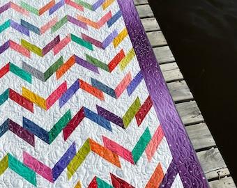 Washboard Road - PDF Quilt Pattern
