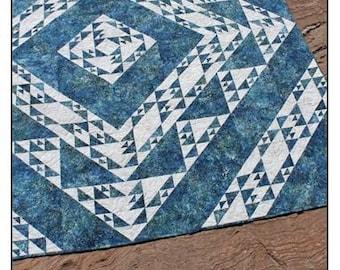 Alternate Routes - Paper Quilt Pattern