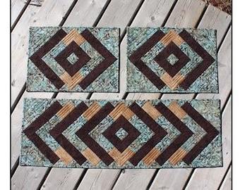 Detour - Paper Quilt Pattern