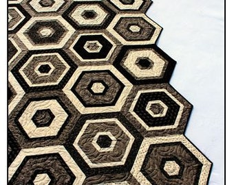 Lug Nuts  - Paper Quilt Pattern