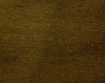 Gold Tweed Fabric Etsy