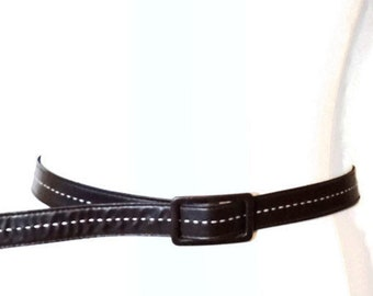 f0fa068b01a0 Faux Leather Brown Belt