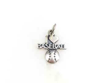 25x14mm SC1129a BULK Ships IMMEDIATELY from California Antique Silver 50 Baseball Player Charms