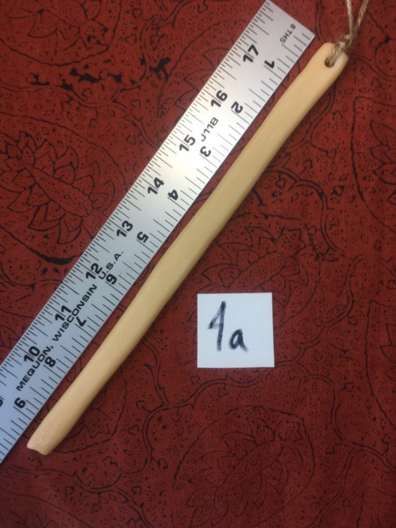 No4a Jack Sparrow Hair Bone Sail Needle Stick Pirate Costume image 0