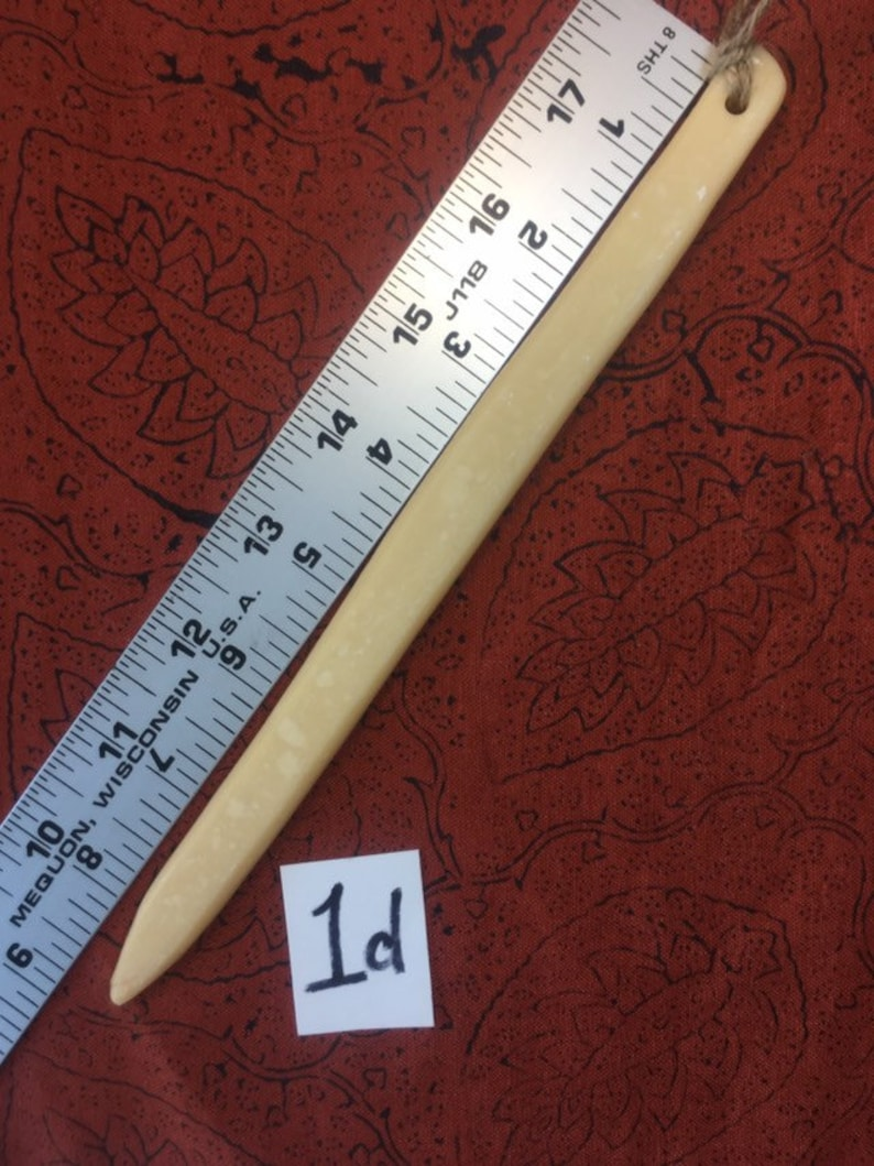 No1d Jack Sparrow Hair Bone Sail Needle Stick Pirate Costume image 0