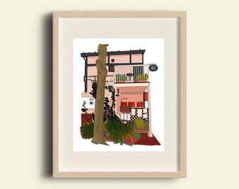 Kamakura (4x6 PRINT)