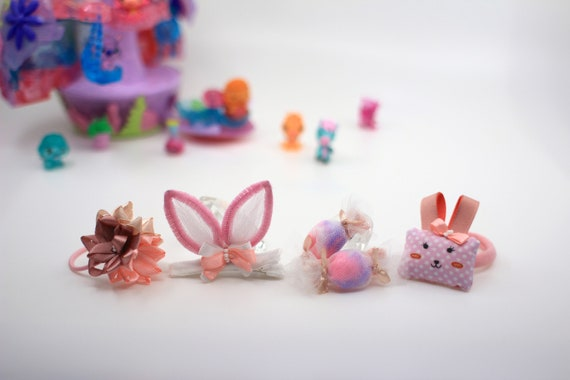 Ready to Ship! Hair clip set of 6 pieces for girls