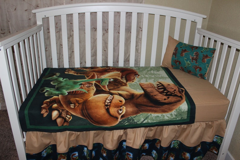 The Good Dinosaur Crib Baby Bedding Set   Etsy