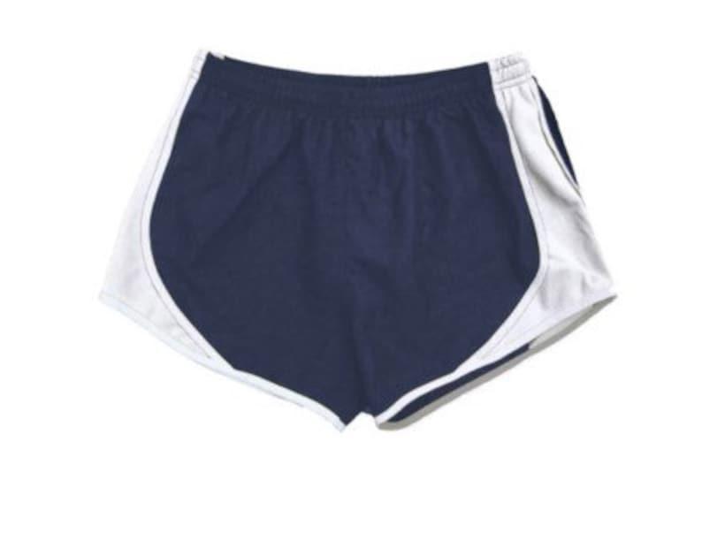 Monogrammed Running Shorts  Women/'s  Summer