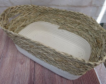 Wicker Baby Doll Bassinet - **PLEASE READ AD for Details and Dimensions
