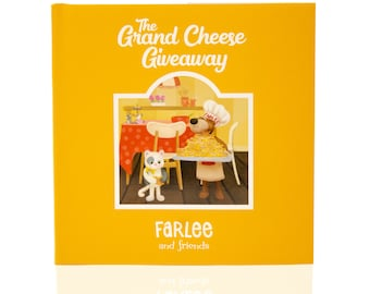 Farlee and Friends ~ The Grand Cheese Giveaway