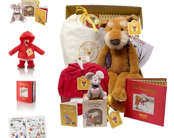 Farlee and Friends - Gift Box - DELUXE Christmas Gift Set