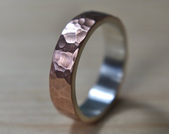 Rings - Silver & Copper