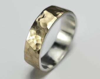9K Gold & Silver Rings