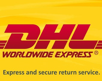 Express and secure return service.