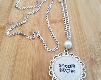 Soccer Mom Neclace