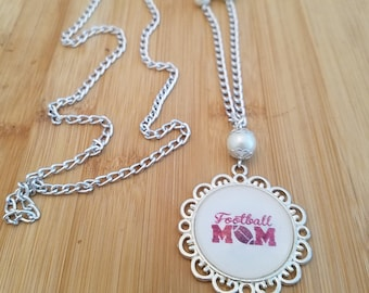 Football Mom Neclace