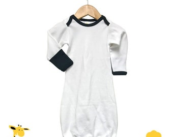 ca304ab8f403 Blank baby gown