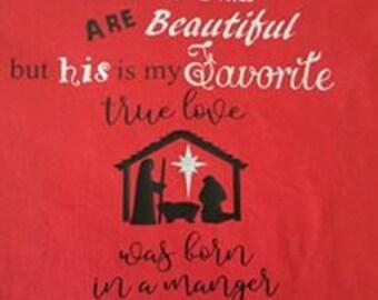 Christmas Love Shirt