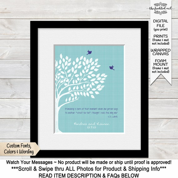 Best Friend Gift for Matron of Honor, Friendship Quotes for Maid of Honor  Gift, Best Friend Gifts for Birthday, Christmas or Wedding Day