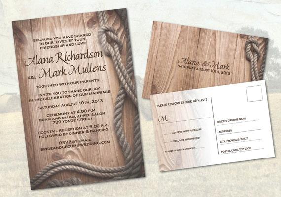Western Wedding Invites: Country Western Ranch Wedding Invitations Western Rustic