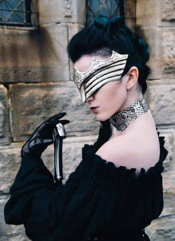 The Visionary   Blind Mask by Etsy