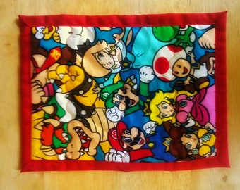 Nintendo teppich   Etsy