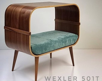 Cat bed, WEXLER 501T, Mid Century Modern