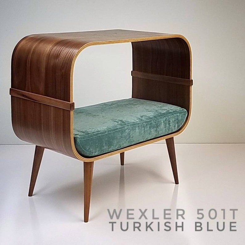 Cat bed WEXLER 501T Mid Century Modern image 0