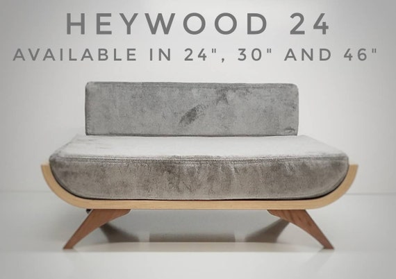 Superb Dog Bed Heywood Mid Century Modern Cjindustries Chair Design For Home Cjindustriesco