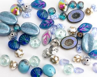 Czech Glass Bead Mix