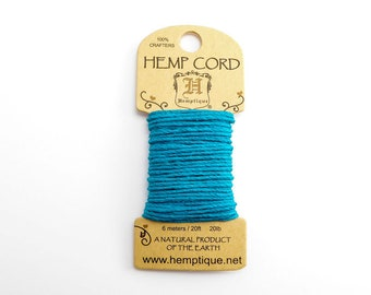 Hemp ~ Twine ~ Stringing