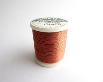 Apricot K O Beading Thread, Apricot KO Beading Thread, Japanese Beading Threads, Apricot Beading Thread THR0013
