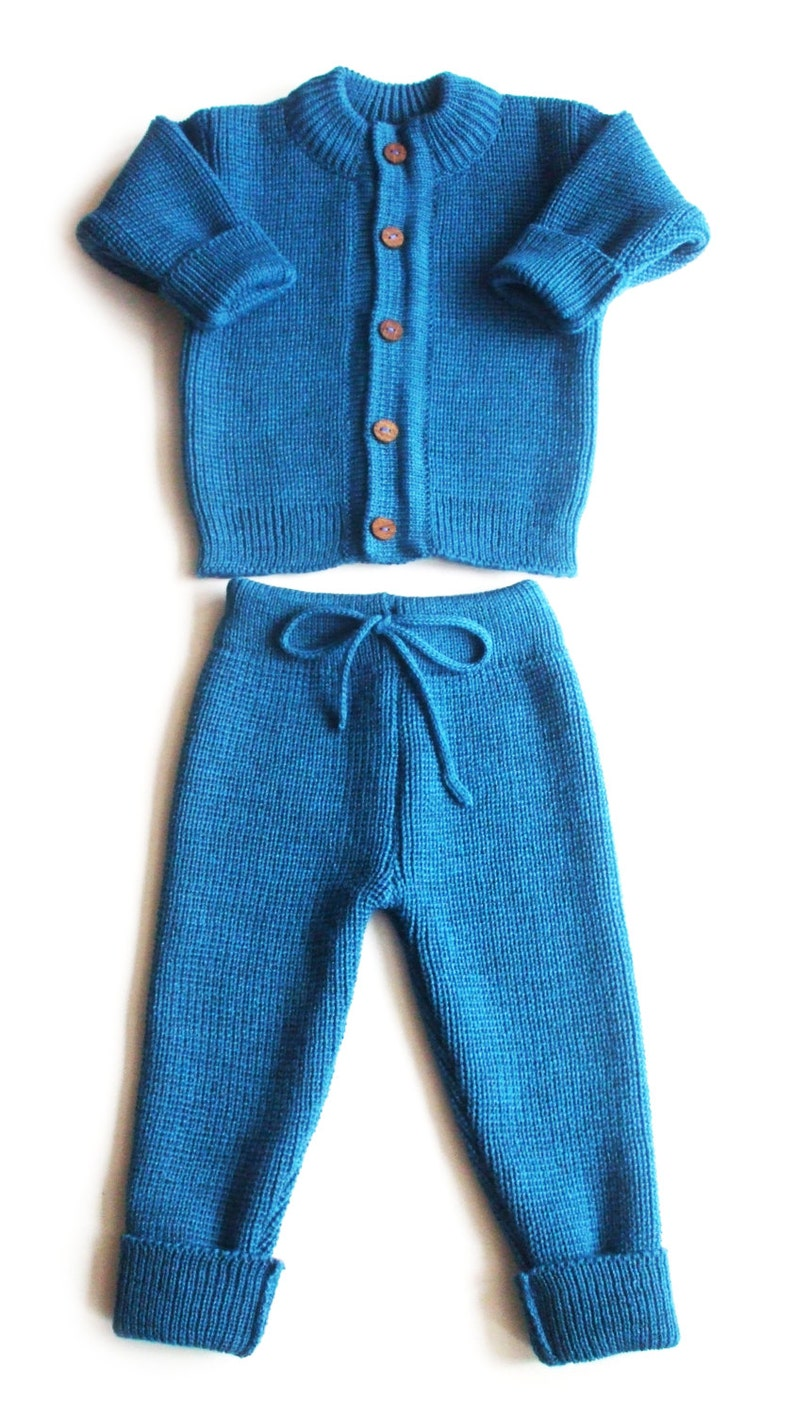BabiesChildren/'sToddlers Virgin wool pantstrouserslongiesleggings