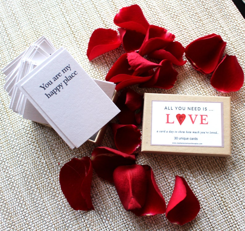 Love Quotes Love Cards Anniversary Gift New Girlfriend Etsy