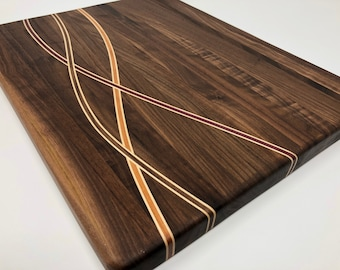Cutting Board Chopping Board Wood Cutting Board Wood Decor Etsy