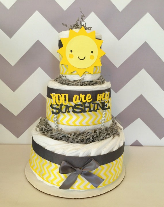 You Are My Sunshine Baby Shower Centerpiece Etsy